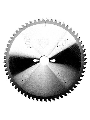 HM - Sägeblatt 254 x 30 Z= 60 WZ negativ für Kapp & Gehrungssägen, Industriequalität nach DIN EN 847-1