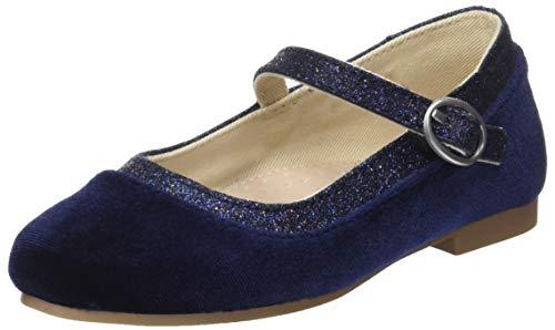 Zippy ZGS02_431_18, Merceditas Niñas, Azul Dress