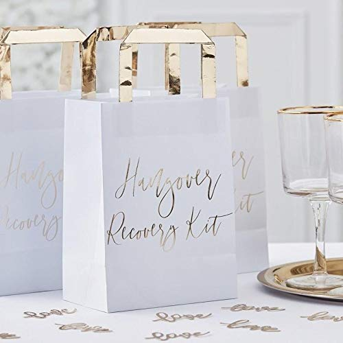 over Recovery Kit Bags - Gold Wedding Range by ()