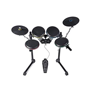Ion Audio iED08 Drumrocker Premium Drum Kit für Rockband (PS2 / PS3)