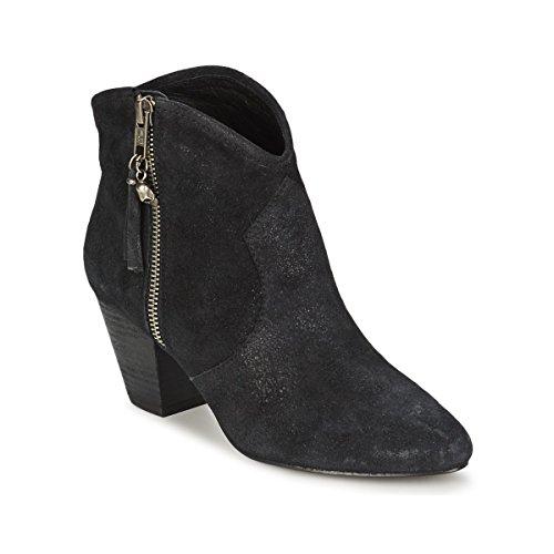 Ash Jess-reverse Broken Womens Boots Black - 37 EU