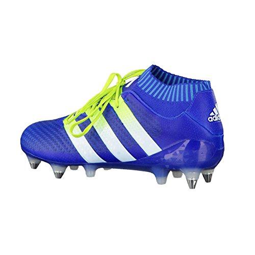 adidas Ace 16.1 Primeknit Sg, Chaussures de Football Homme blue