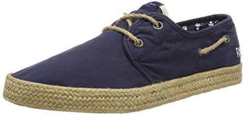 Pepe Jeans Herren Sailor Laces Espadrilles Blau (Sailor)