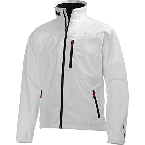 Helly Hansen Mens Crew Midlayer Waterproof Breathable Sailing Jacket