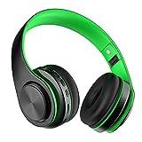 Casque Bluetooth sans Fil, Casque Audio avec Microphone intégré Over Ear, MeihuaTu...