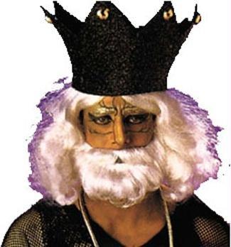 Für Erwachsene Kostüme Biblische (Kost-me f-r alle Gelegenheiten CA113WT biblischen Bart und Per-cke)
