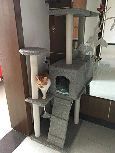 Fushenr - Tabla de Juegos para Gatos