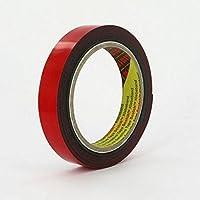 3M Scotch Tape cinta adhesiva doble cara fuerte 19mm x 3m
