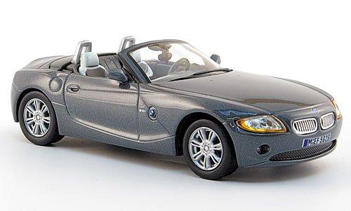 Imagen principal de BMW Z4 (E85), met.-gris , 2003, Modelo de Auto, modello completo, Solido 1:43
