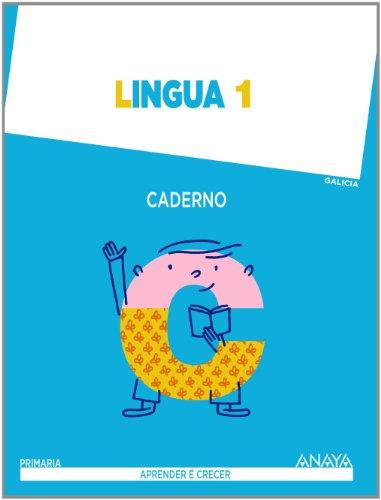 Lingua 1 caderno (aprender é crecer)