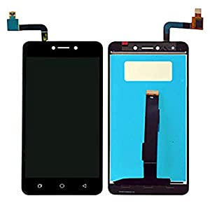 LCD + Touchscreen Combo Folder Compatible for Coolpad Note 5 Black