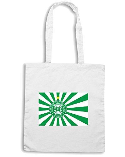 T-Shirtshock - Borsa Shopping TM0163 bandeiracoxa07 flag Bianco