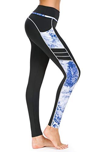 New Mincc Pantalon de Sport Leggings Basique pour Femme...