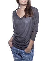 Ella Manue Frauen Fledermausärmel Shirt Adrien