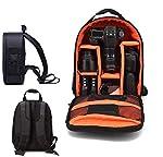 Rubik DSLR Camera Bag Shoulder Backpack for Men Women Photographers, Waterproof Professional DSLR/SLR Shockproof Camera...