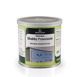 Shabby Chic Möbel Kreidefarbe matt Lack Landhaus Stil Vintage Look 750ml (WEISS TON 9001)