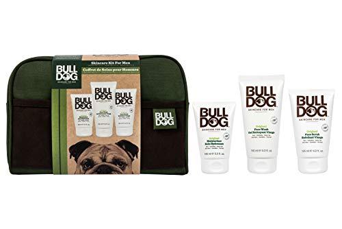 BullDog Kit Cuidados Para Hombres Color Blanco-Lote