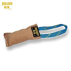 Julius K918560.0Boudin en cuir, coutures intérieures, 60x 7cm