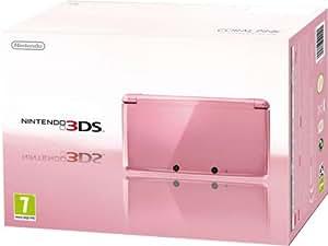 Nintendo 3DS pink/korallenrosa EU