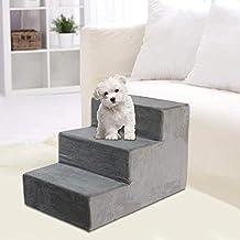 L Escaleras para Mascotas - Escaleras para Perros Escaleras para Mascotas Escaleras para esponjas