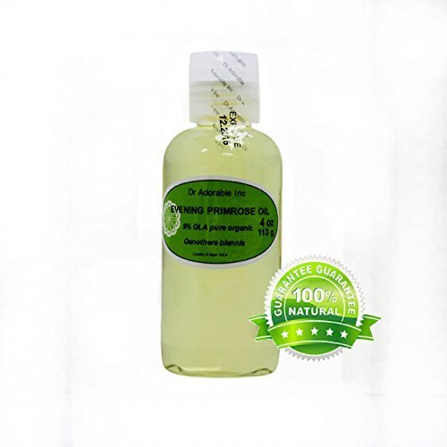 Evening Primrose Oil Organic Pure 4 Oz