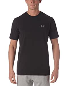 Under Armour New EU Charged Cotton SS T-Shirt manches courtes homme Noir S