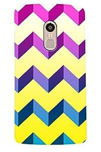 Latest Designer New PREMIUM Latest Designer New BACK CASE COVER FOR LENOVO VIBE X3 By PLESPEY