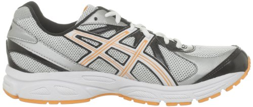 Asics Patriot 5, Herren Trekking- & Wanderschuhe Weiß - Blanc (White/Orange Flame/Black)
