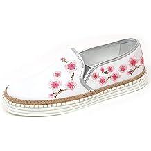 Women Hogan scarpe Rebel Spillers 6274L Without Box On Scarpe 37 Slip Sneakers vr6wAv