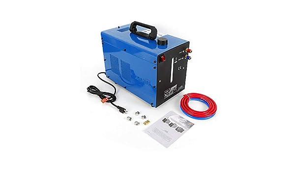Refroidisseur deau soudeuse /à eau 370W 220V soudeuse torche professionnelle industrielle refroidisseur soudeuse 10L outils et /équipement de soudage