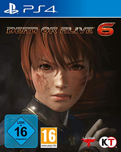 Dead or Alive 6 [Playstation 4]