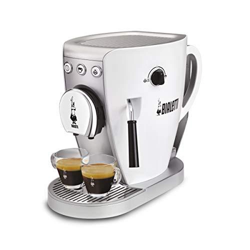 Bialetti Tazzissima Bianca, Macchina del caffè, sistema aperto