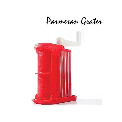 Rigamonti Parmesanreibe Art.40, farblich sortiert
