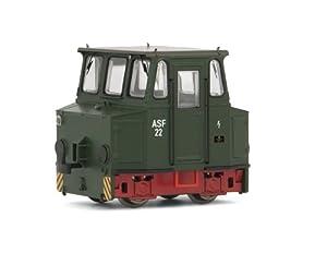 Rivarossi - Locomotora para modelismo ferroviario HR2380 H0 Escala 1:87