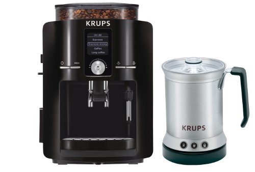 Krups EA 8251 Macchina per espresso 1.8L 2tazze Bianco macchina per caffè