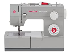 Singer 4423.CL Heavy Duty Sewing Machine-Gray