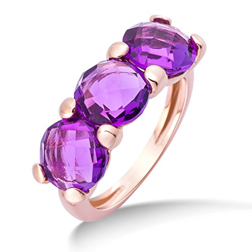 miore-ladies-9-ct-rose-gold-amethyst-3-stone-shared-prong-ring-size-q