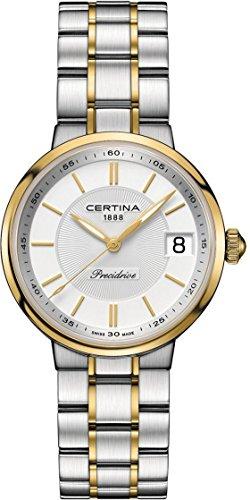 Certina Stella Precidrive C031.210.22.031.00 Reloj de Pulsera para mujeres Legibilidad Excelente