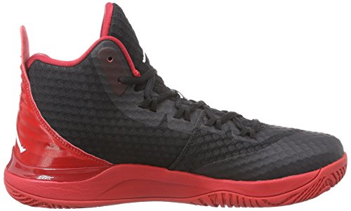 Nike Jordan Super.fly 3 Po, Chaussures de Baseball homme Rouge - Rot (University red/white-black)