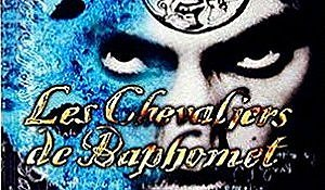 CD-ROM : les chevaliers de baphomet (PC)