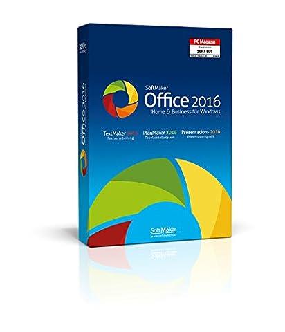 SoftMaker Office Home und Business (2016) für Windows