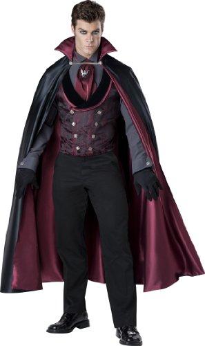 (Generique - Dracula Kostüm für Herren - Deluxe L)