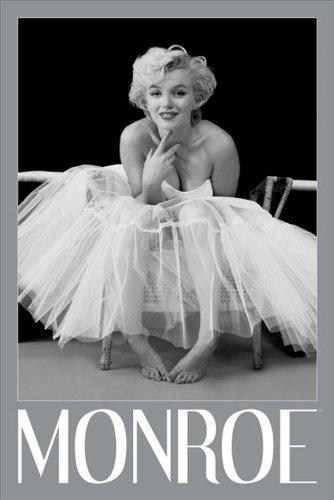 Pyramid International Maxi-Poster PP31396 Marilyn Monroe Ballerina, 61 cm x 91,5 cm