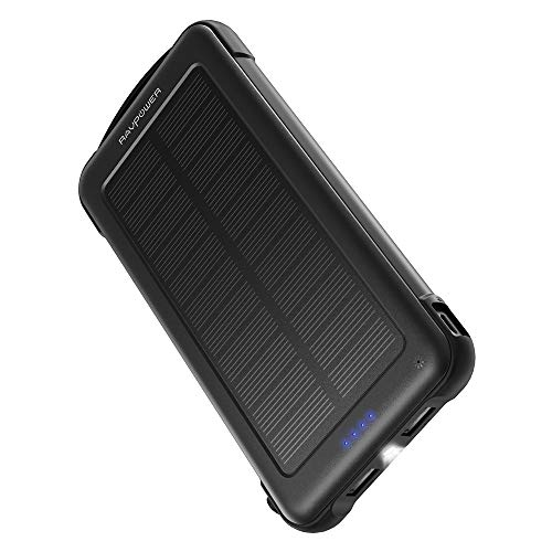 RAVPower 10000mAh - Solar