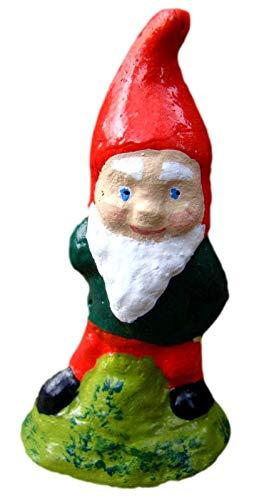 Garden Gnome ~ Bert ~ Mini mit Rucksack