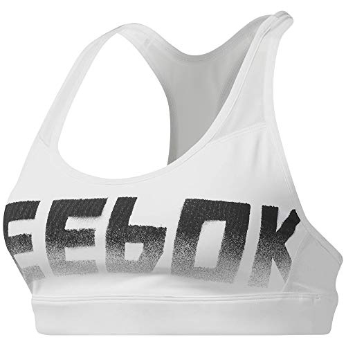 Reebok Hero Racer Bra Pad-RBK Top