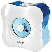 Ufesa HF3000 - Humidificador de aire, 30 W, depósito de 1,7 l
