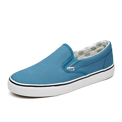 Chaussures avec une pédale/Chaussures paresseux/female coréennes shoes/Hommes chaussures de toile/Chaussure summer trends un couple de chaussures G