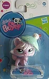Littlest Pet Shop, LPS 2400, violet renard