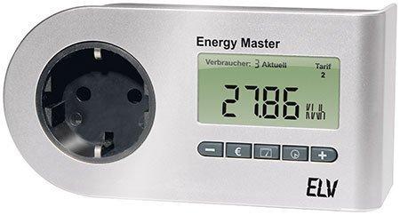ELV Energy Master Basic Energiekosten-Messgerät